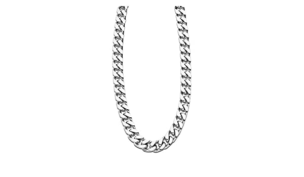 LOTUS style argent Collier LS1933-1//1 hommes en acier inoxydable bijoux JLS1933-1-1 une offre de IMPPAC