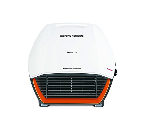 Morphy Richards Aristo Ptc Room Heater (white)