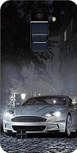 FotoAdda Designer Printed Back Cover for LG K10