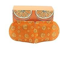 Preisvergleich für Orange Geschmack Dampf Heiße Augenmaske Schlaf/Fieber Augenschutz Augenermüdung Augen Augenmaske