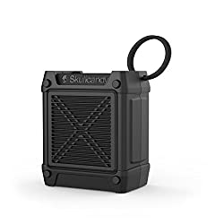 Skullcandy Shrapnel 2.0 Bluetooth Speaker With Mic (Black)