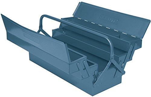 Stubai Werkzeugkoffer, 530 x 200 x 200 mm, 5-teilig, 499402