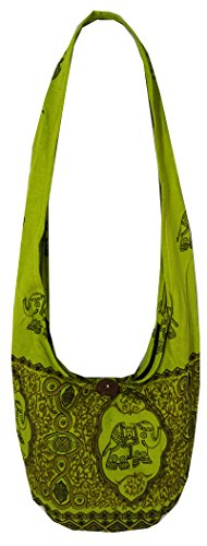 rosina-s-hippie-boho-new-elephant-crossbody-bohemian-gypsy-sling-shoulder-bag-small-size-a-pear-gree