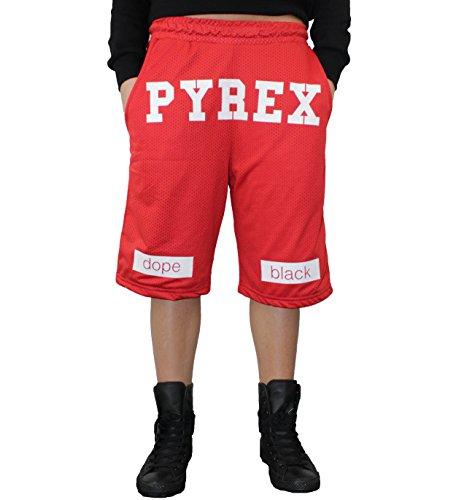 bermuda-pyrex-lime-bianco-grigio-rosa-fuxia-rosso-nero-con-stampa-xs-rosso