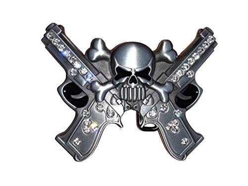Gürtelschnalle Pistolen für Wechselgürtel