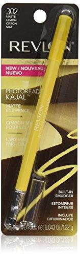 Revlon Photoready Kajal Matte Eye Pencil #302 Matte Lemon