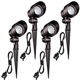 Best Landscape Lights - Outdoor Lights Landscape Lights Garden Lights Spotlights, 12V Review
