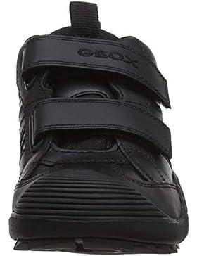 [Patrocinado]Geox Jr Savage  - Zapatillas de deporte para niño