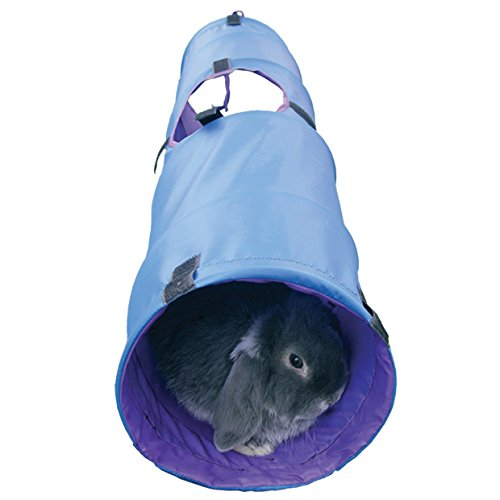 Rosewood Small Animal Activity Toy Rabbit Activity Tunnel Boredom Breaker Test