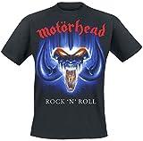 Motörhead Rock 'n' Roll T-Shirt schwarz XL