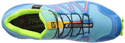 Salomon - Speedcross 3 Gtx - , homme, multicolore (dark khaki/black/gr), taille Blue