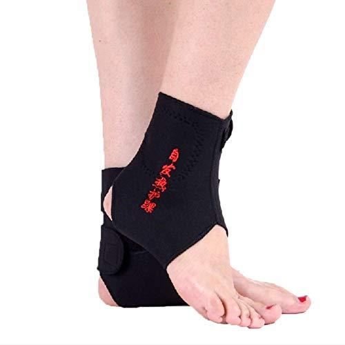 Knöchel Stütze, 1 Paar Unisex Magnetisch Socken Schutz Professionell Sports Elastisch Bandage Schutz Laufen Füße Ärmel Kompression Linderung Fitness - Wie Bild Show, Free Size -