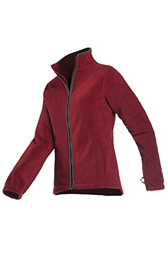 baleno-womens-sarah-fleece-jacket-wine-red-medium