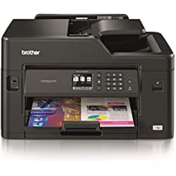 Brother MFC-J5330DW Imprimante Multifonction 4 en 1 Jet d'Encre Pro - Business Smart - A3 - Imprimession Recto-verso Automatique- Airprint