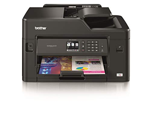 Brother MFC-J5330DW Imprimante Multifonction 4 en 1 Jet d'Encre Pro - Business Smart - A3 -...