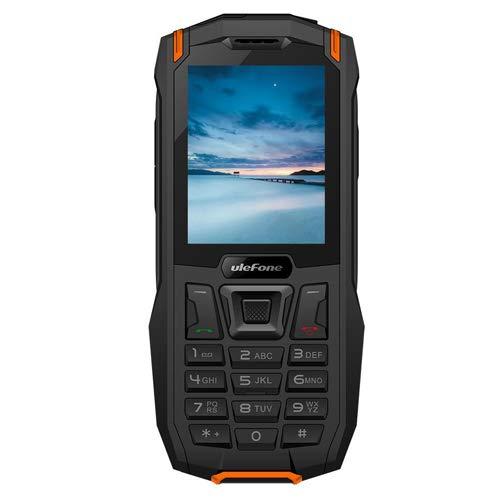 Ulefone Armor Mini Dual - Teléfono móvil, Color Negro y Naranja