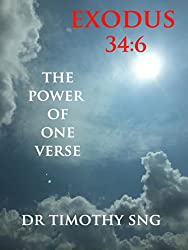 The Power of One Verse     Exodus 34:6 (English Edition)