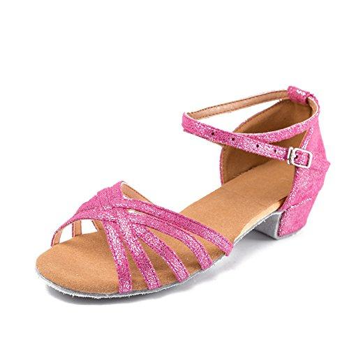 SWDZM Zapatillas Baile Mujer/Niñas/Estándar