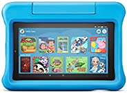 "Fire 7 Kids Edition Tablet | 7"" Display, 16 GB, Blue Kid-Proof"