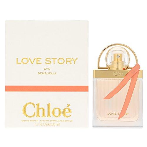 Chloe' love story eau sensuelle edp, 50 ml