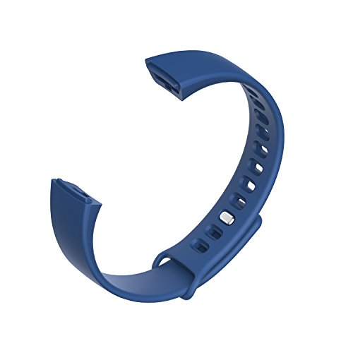 replacement-bande-pour-riversong-wave-bp-fitness-tracker-bleue