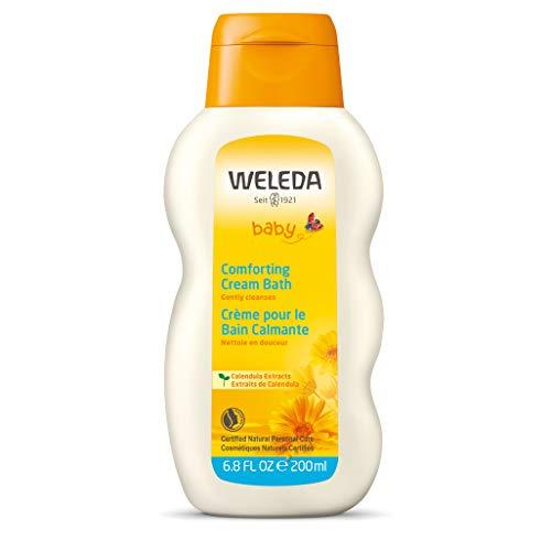 Weleda, Calendula Cream Bath, 200ml