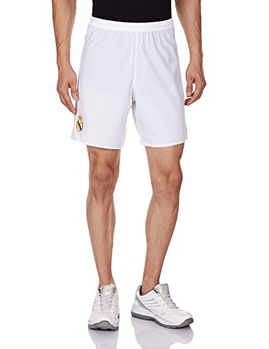 adidas Jungen Heimshort Real Madrid Replica, White Clear Grey, 176, S12616 5d1cfe4912