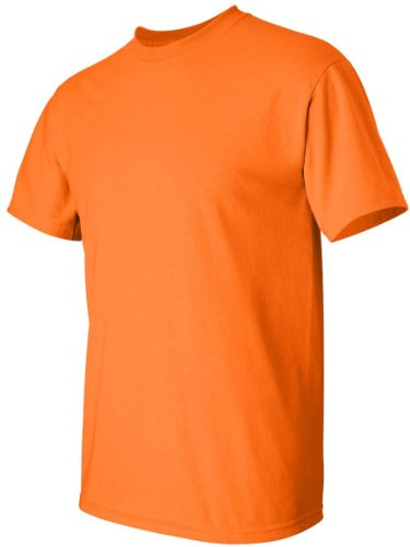 Big In Japan auf American Apparel Fine Jersey Shirt Orange