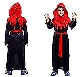 Vestito di Carnevale da Diavolo per bambino Taglia M- 4-6 anni Idea Travestimento