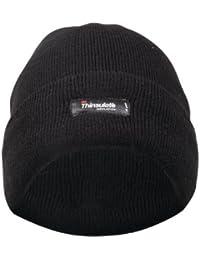 Mountain Warehouse Bonnet Homme Hiver Thinsulate® Laine Chaude Sport