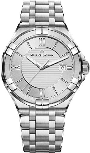 Maurice Lacroix Mens Watch AI1008-SS002-130-1