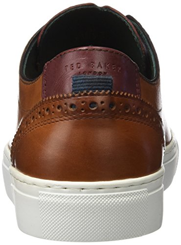 Ted Baker Kiing, Baskets Basses Homme Marron - Marron (clair)