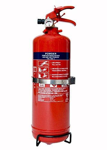 Preisvergleich Produktbild 2 kg entspricht Dry Powder Feuerlöscher (Premium)