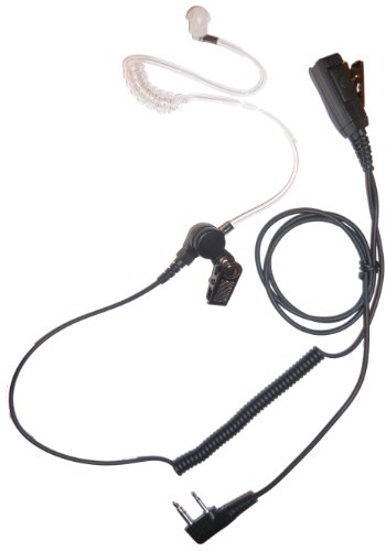 Kenwood TK 2 pin Stecker Akustikschlauch Ohrhörer & Mikrofon