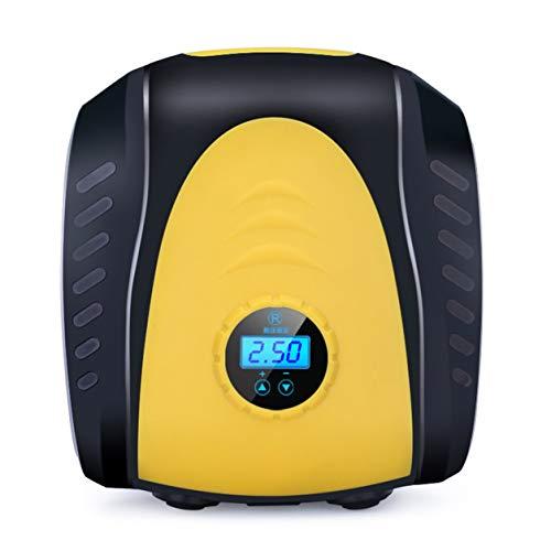 Dailyinshop Tipo Numero/puntatore della Pompa per Pneumatici Smart Display Digitale da 120 W 30, Digit