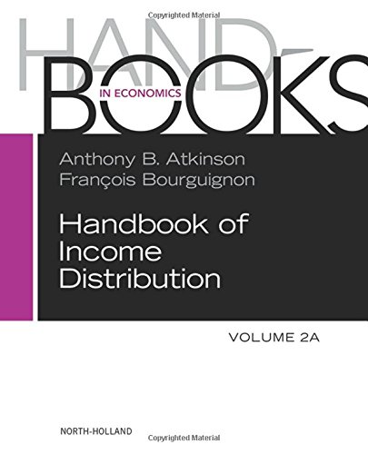 Handbook of Income Distribution: Volume 2A-2B