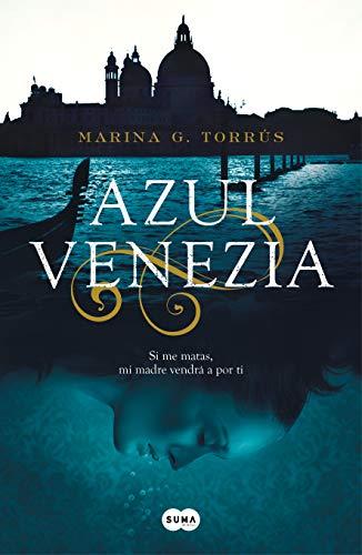 Azul Venezia por Marina G. Torrús