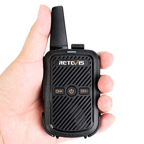 Zoom IMG-3 retevis rt15 mini walkie talkie