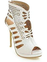 44 Para Mujer ZapatosY Heels Zapatos Amazon esHigh tsxQrdhC