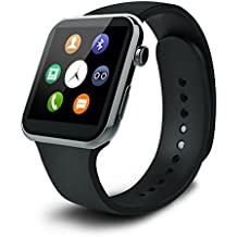 Smart Bluetooth Watch A9 IP67 Impermeable Monitor de Ritmo cardíaco Perfectamente Compatible con iOS y Smartphones