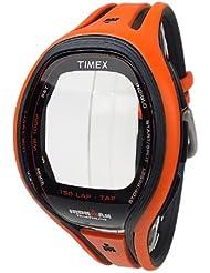 Timex T5K571-Band - Correa de plástico , color naranja