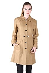 Owncraft Camel Wool Cashmere Coat