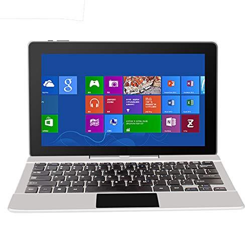 WLPT 2 in 1 Tablet PC, EZpad 6 Pro Tablet 11,6-Zoll IPS Windows 10 Tablet N3450 Quad Core 6 GB RAM 64 GB ROM HDMI 9000 mAh mit Tastatur