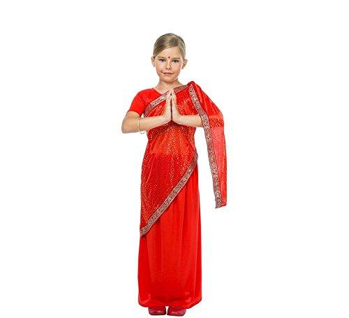 Zzcostumes Bollywood-Tänzerin Kostüm für Ein Mädchen