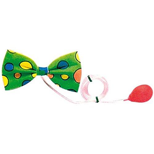 Papillon AptafêtesSchleife Clown Neon