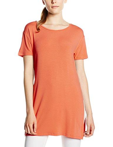 Madonna 40-8339-C, Camiseta para Mujer, Orange (Coral 0711), 36 (Talla del Fabricante: XS)