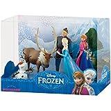 Bullyland 12216 Reina de hielo Figuras Premium Deluxe Set de 5 figuras en el Escaparate