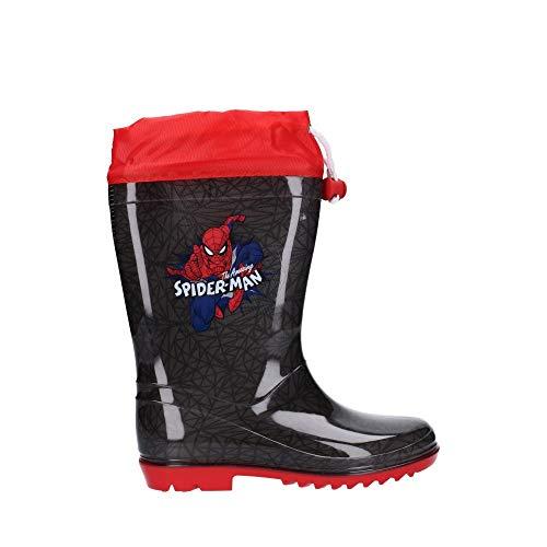 Cerdá Unisex Kids Botas Lluvia PVC Spiderman Rain Boot