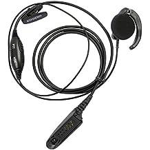 Coodio M3HS1 Motorola Radio Auriculares Mul Pin VOX/PTT Micro-Auricular Micrófono [Tubo Acústico] Seguridad y Bodyguard Para Mul-Pin Motorola Plug Walkie-Talkie Transceptor Emisor y Receptor PMR