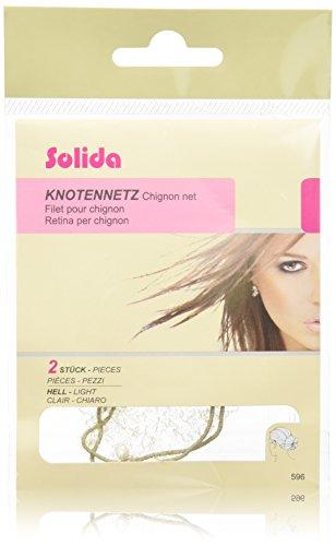 Solida Knotennetz hell, 1er Pack, (1x 2 Stück)